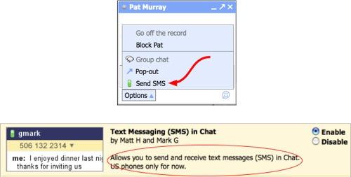 gmail logout. gmail sms.jpg