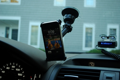 GearDiary Griffin WindowSeat for iPhone & Touch Review