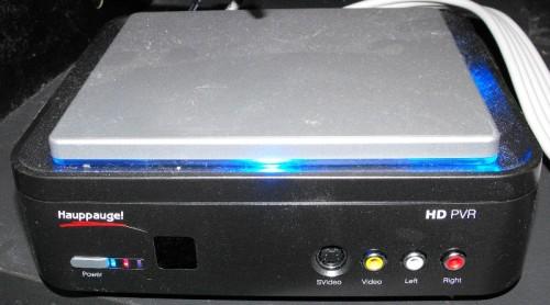 GearDiary Hauppauge HD PVR Model 1212 Review