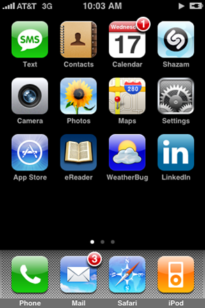GearDiary The iPhone 3G as a Business Tool - Part 3