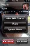 GearDiary The Jabra JX20 PURA Titanium Edition Bluetooth Headset Review