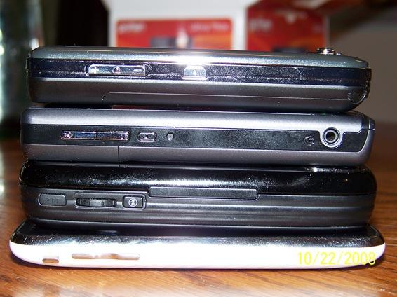 GearDiary E-TEN V900 WM6.1 Device Review