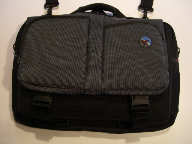 GearDiary Review - Tom Bihn Checkpoint Flyer