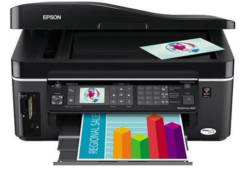 Printers Epson Computer Gear
