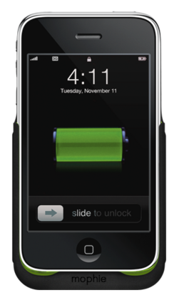 GearDiary Review: Mophie Juice Pack Keeps You Connected All Day