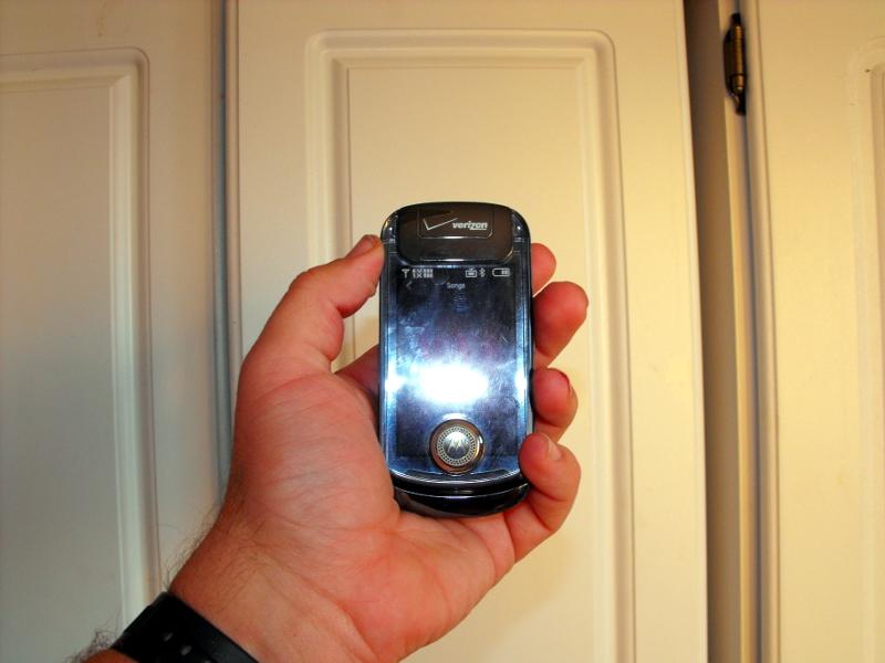 GearDiary Review: Motorola Krave ZN4 on Verizon Wireless