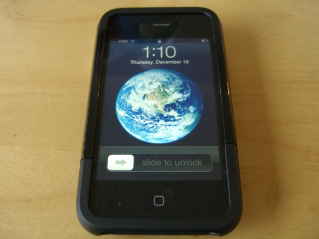 GearDiary Review - Griffin Clarififor iPhone 3G