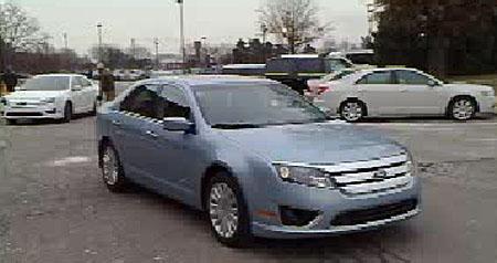 GearDiary 2010 Ford Fusion Hybrid