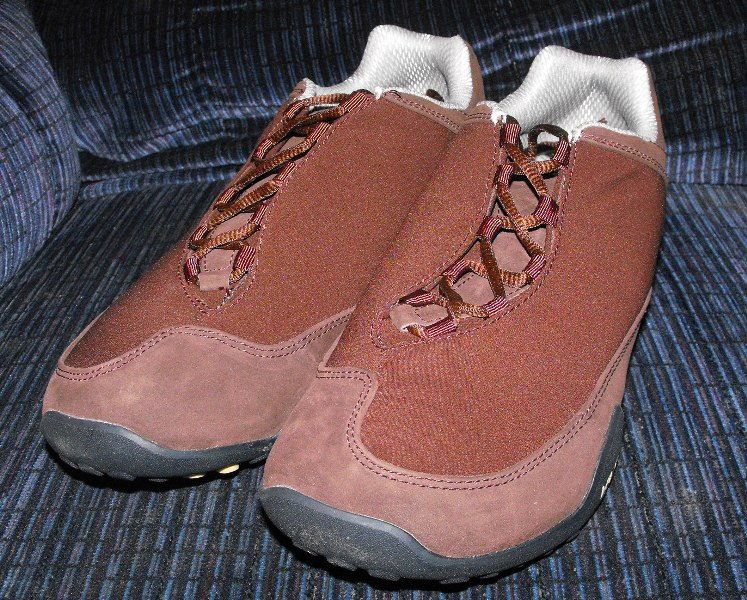 Review: Kuru Footwear