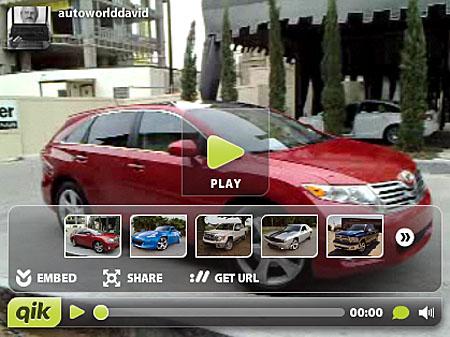 GearDiary 2009 Toyota Venza