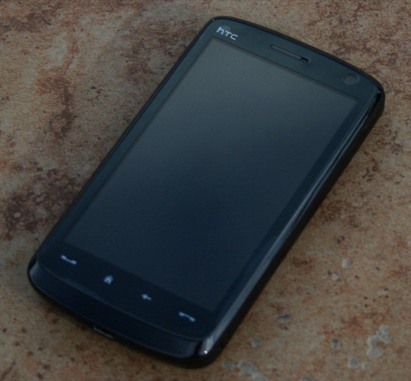 GearDiary HTC Touch HD Walk-Around and First Impressions