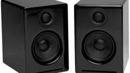 GearDiary Review - AudioEngine 2 (A2) Premium Powered Desktop Speakers
