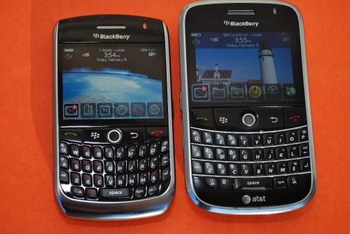 GearDiary T-Mobile's BlackBerry 8900 - why the lack of 3G may not matter as much as you think