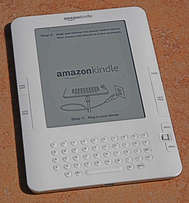 GearDiary Review: The Amazon Kindle 2