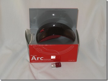 GearDiary Review: The Microsoft Arc Mouse