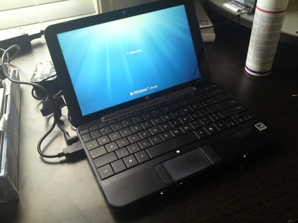 GearDiary HP Mini 1001 First Impressions