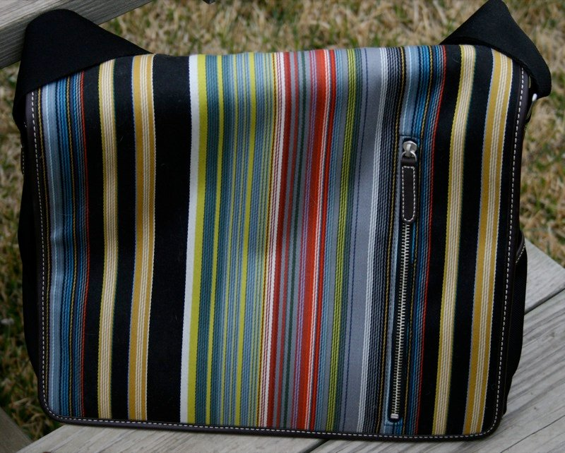 GearDiary The ACME MADE Courier Laptop Bag Review