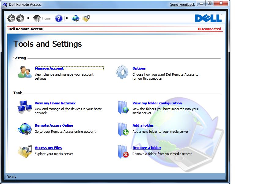 GearDiary Dell Remote Access