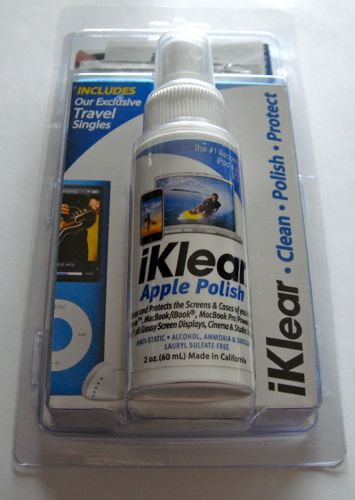 Review - iKlear iPod, iPhone & Macbook Cleaning Kit