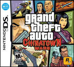 GearDiary Review: Grand Theft Auto Chinatown Wars for Nintendo DS