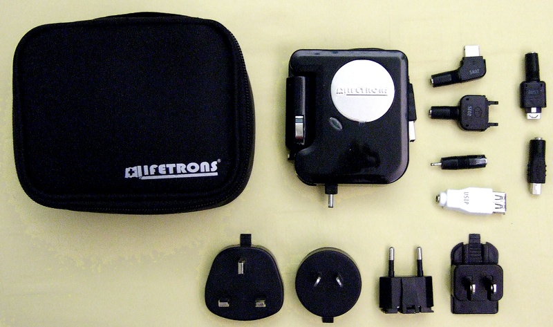 GearDiary Lifetrons Multi-Functional Charger Review