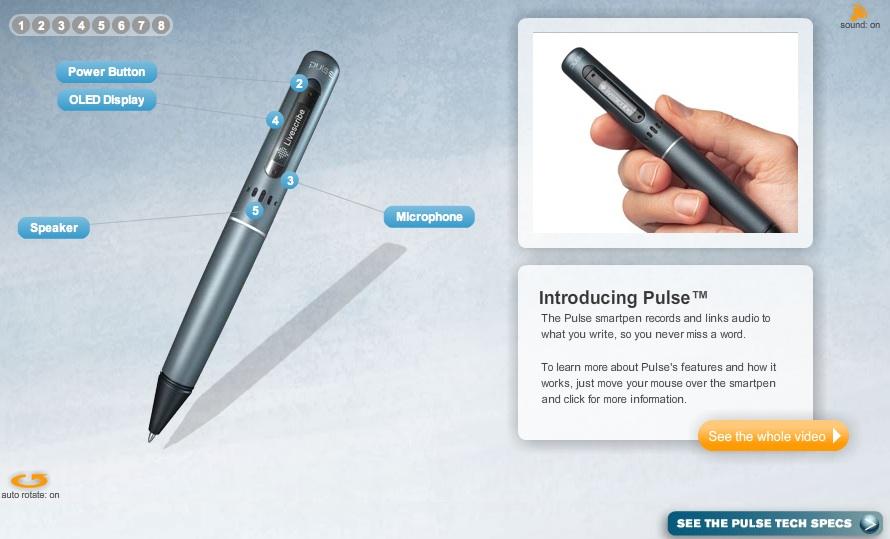 Livescribe Pulse Smartpen Review