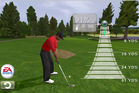 GearDiary Review - Tiger Woods PGA Tour for iPhone/iPod Touch