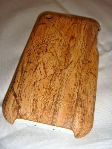Review:  JAVOedge Lumberjack Back Cover for iPhone 3G