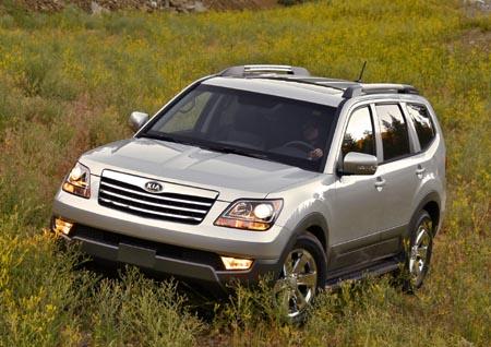 GearDiary 2009 Kia Borrego: Right truck, wrong time?