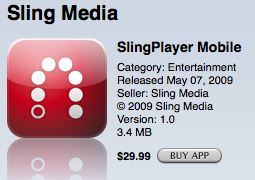 GearDiary How to Run the Slingbox iPhone Application on 3G