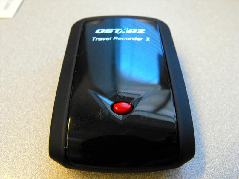 Toy Gps Data Logger : Qstarz bt q gps data logger review