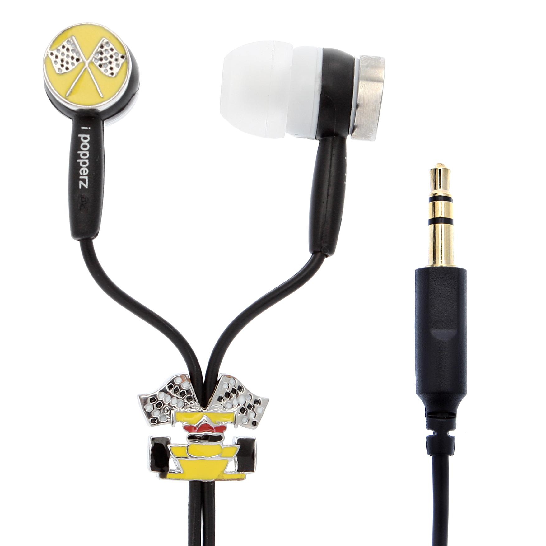 GearDiary iPopperz, Headphone or fashion accessory