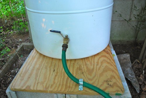 GearDiary Rain Water Clamp