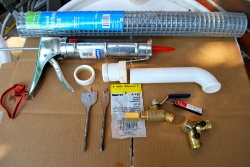 GearDiary Rain Water Tools 2