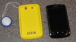 Review:  PDAir Luxury Silicone Case for BlackBerry Storm