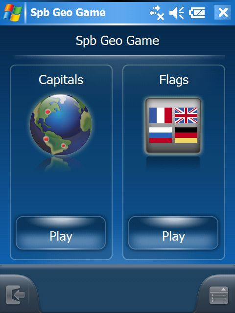 GearDiary Review: Spb Geo Game for Windows Mobile