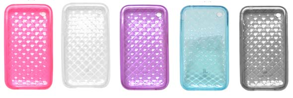 Review:  JAVOedge Jelly Case for iPhone 3G &3G S