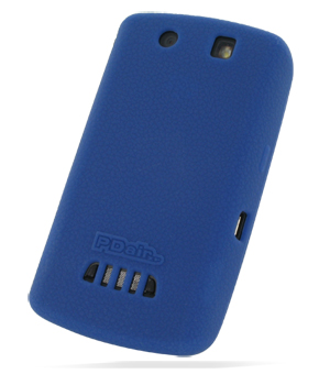GearDiary Review:  PDAir Luxury Silicone Case for BlackBerry Storm