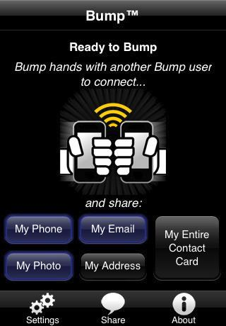 GearDiary Review:  Bump for iPhone