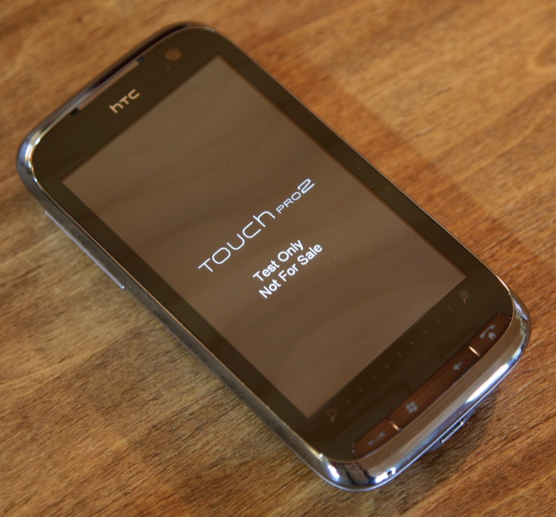 GearDiary Initial Thoughts on the HTC Touch Pro2