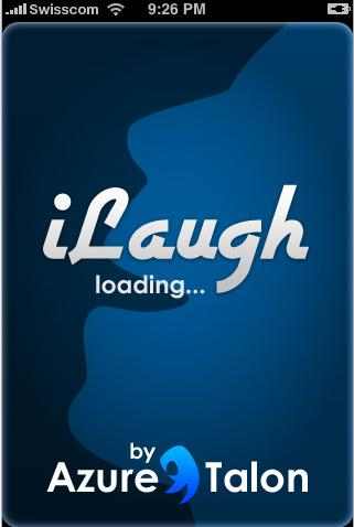 GearDiary Review: iLaugh for iPhone