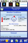 GearDiary WeatherBug for Android Review