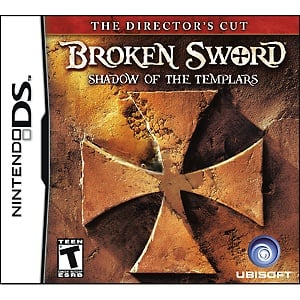 GearDiary GearGames Review: Broken Sword: Shadow of the Templars Director's Cut (DS)