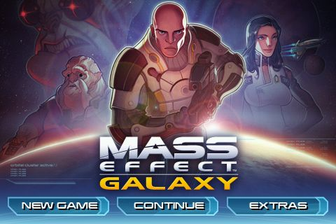 GearDiary Review: Mass Effect Galaxy for iPhone