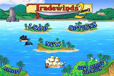 GearDiary Gear Games Review: Tradewinds 2 for iPhone