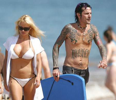 Pamela anderson and tommy lee porn galleries 31