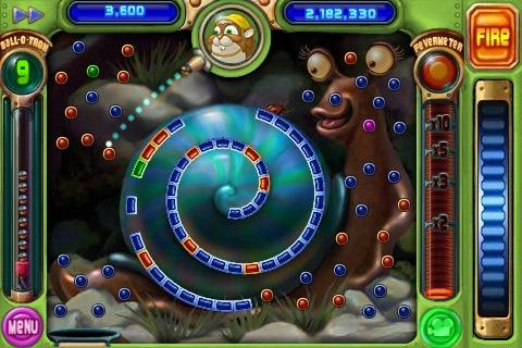 GearDiary Review: Peggle for iPhone