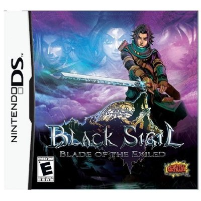 GearDiary Review: Black Sigil: Blade of the Exile for Nintendo DS