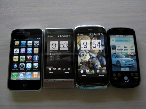 GearDiary HTC Touch Diamond2 Review