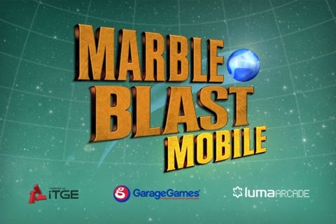 GearDiary Review: Marble Blast for iPhone